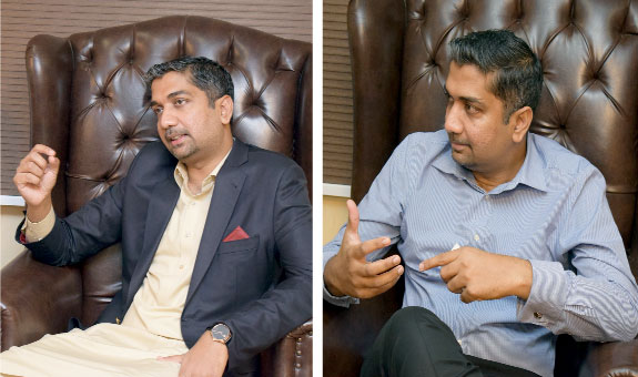 A interview with Hamdard CEO Usama Qureshi