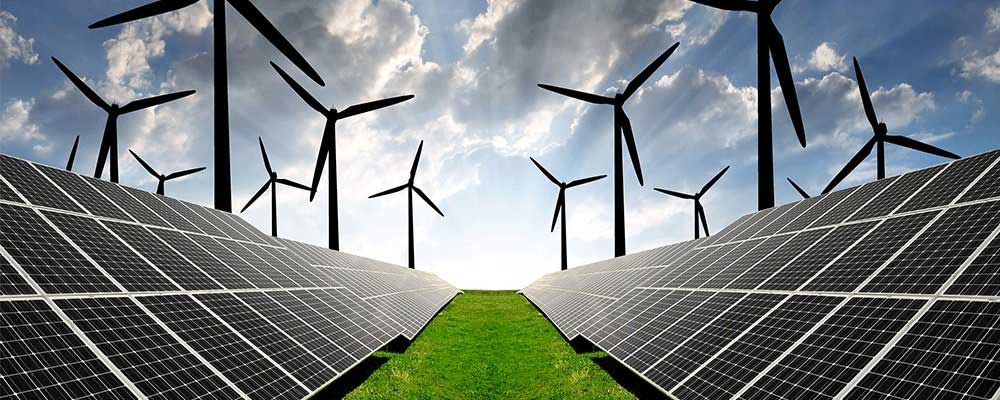Renewable energy is the only solution of energy crisis