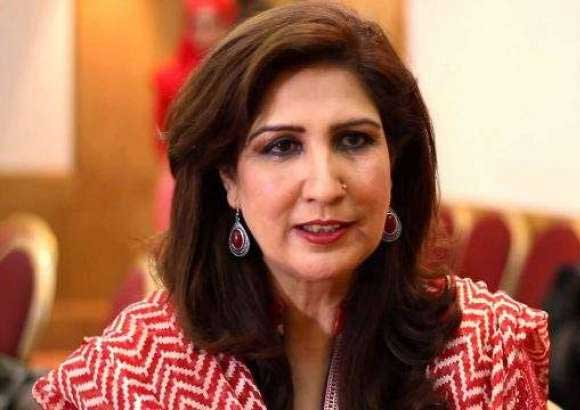 Shehla Raza injured in car accident