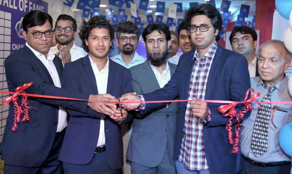 Changan B. Automobile inaugurated in Lahore