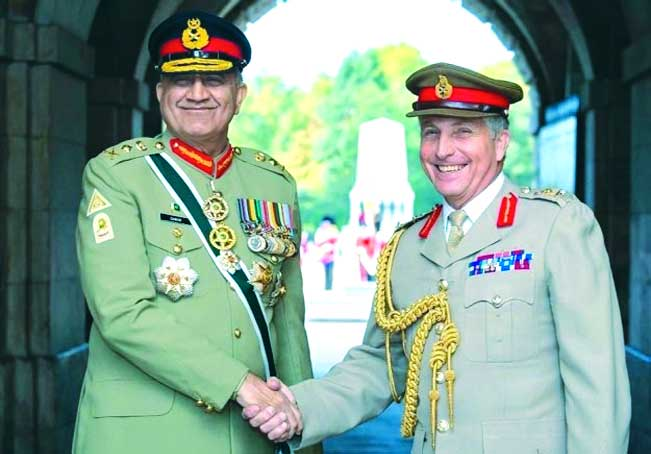 UK leadership lauds improved security state in Pakistan
