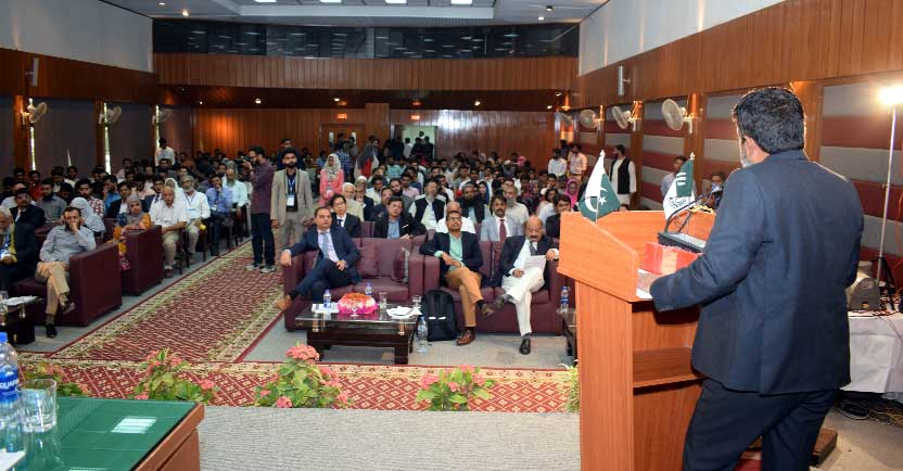 Hamdard Univ holds 21st Int'l Multi Topic Conference