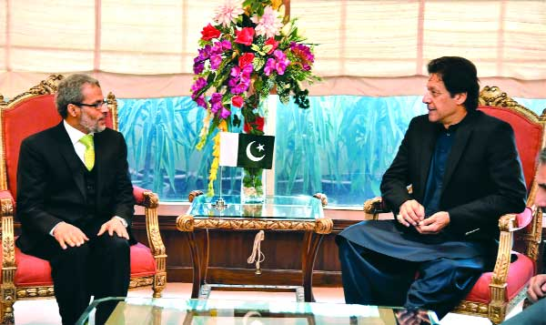 PM Imran decides to compensate the affected of protest