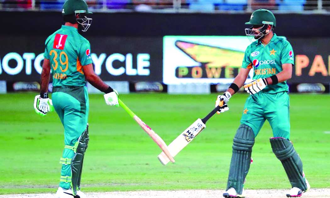 Pakistan clean sweep Kiwis