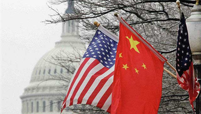 China stands ready to work with US to move forward bilateral ties