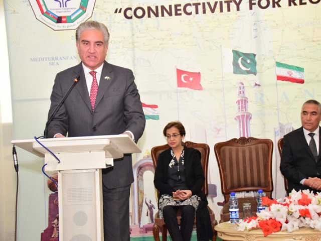 FM stresses for boosting trade, economics with regional states