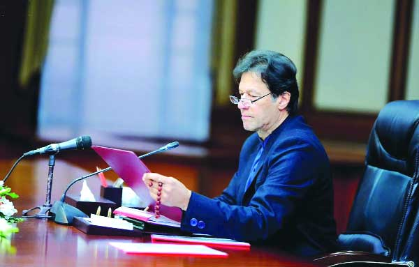 No changes or reshuffle on the card in Federal Cabinet after PM Imran reviews its performance