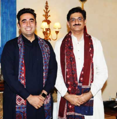 SC directs govt to remove Bilawal & Murad from ECL and JIT's report