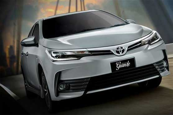 Toyota cars Indus Motor Company has increased prices of its vehicles by up to 175,000 rupees