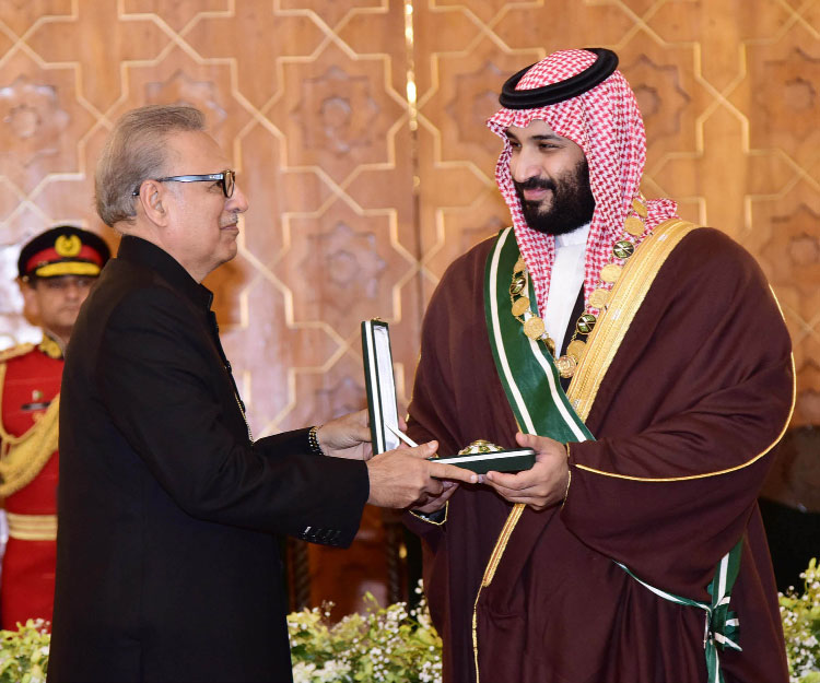 Pakistan & Saudia share similar path for regional peace