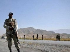 14 passengers martyred by terrorists on Mekran Coastal H'way: Levies
