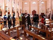 Death toll from Easter Sunday blasts in Sri Lanka rises to 207; 450 injured