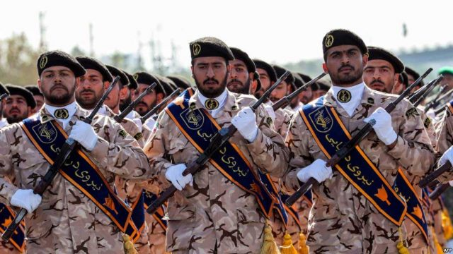 Islamic Revolution Guards Corps