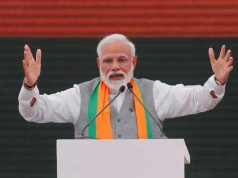Our nuclear arsenal is not for Diwali, Modi tells Pakistan