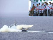 Pakistan Navy test-fires cruise missile in an effective manner