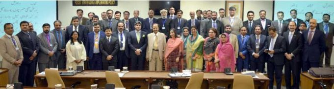 Positive role to adopt Urdu as official language lauded