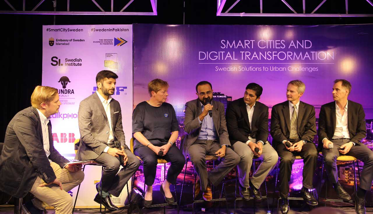 Swedish Cos offer smart solutions to urban challenges   The