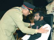 The real heroes: COAS confers mily awards to army personnel