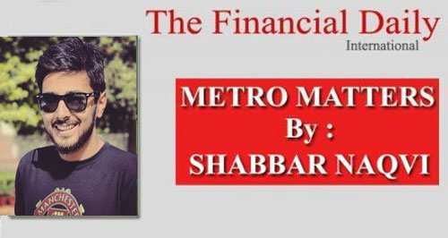 Metro Matters 15-07-2019 | The Financial Daily